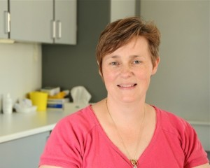 Skeleterapeut Heidi Jørgensen